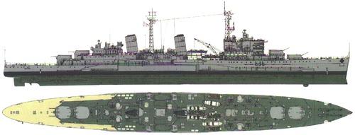 HMS Belfast 1959 [Heavy Cruiser]