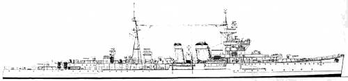 HMS Carlisle (1942)