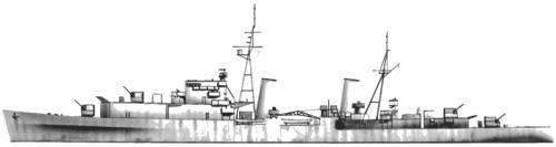 HMS Dido (1940)