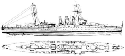 HMS Dorsetshire C40 1939 [Heavy Cruiser]