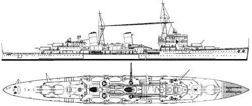HMS Edinburgh 1939 [Heavy Cruiser]