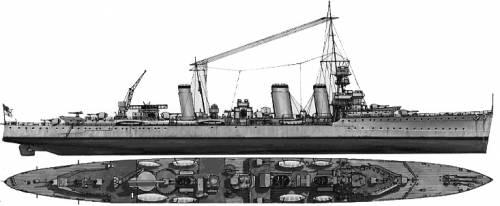 HMS Emerald (1935)
