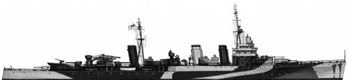 HMS Enterprise (1944)
