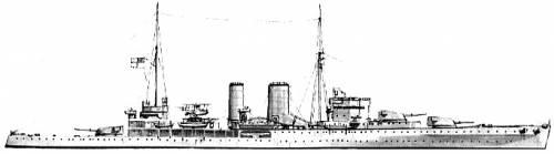 HMS Exeter (1939)