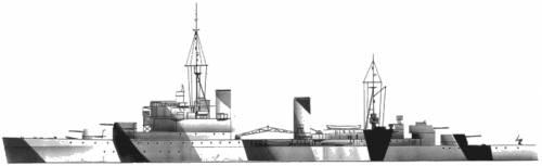 HMS Fiji (1941)