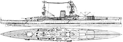HMS Furious [Light Cruiser]