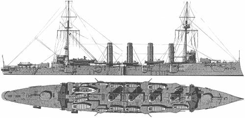 HMS Good Hope (Armoured Cruiser) (1902)