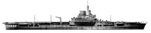 HMS Illustrious (Aircraft Carrier)