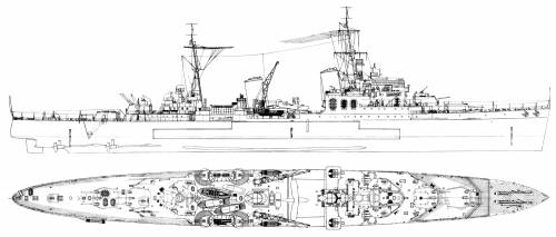 HMS Manchester (1942)