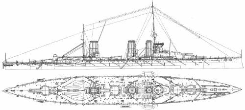 HMS Queen Mary (Battlecruiser) (1916)