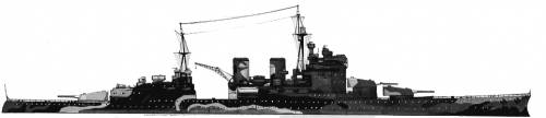 HMS Renown (Battlecruiser) (1941)