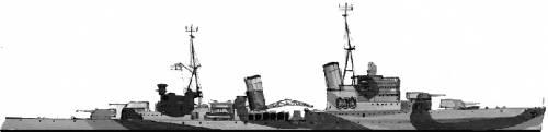 HMS Sheffield (1940)
