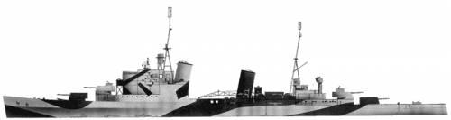 HMS Southampton (1939)
