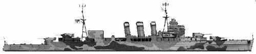 HMS Suffolk (1941)