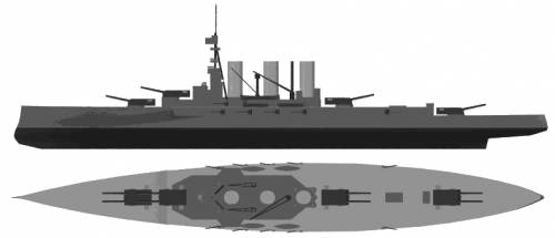 HMS Tiger (Battlecruiser) (1914)