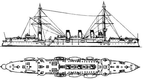 Boyarin 1904 [Protected Cruiser]