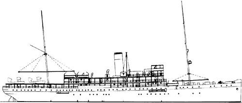 Imperator Alexander I [Seaplane Auxiliary Cruiser]