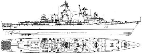 USSR Azov [Cruiser]