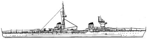 USSR Kerch [Cruiser]