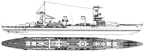 USSR Krasnyi Kavkaz 1943 [Light Cruiser]
