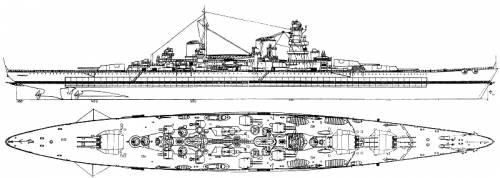 USSR Kronshtadt (Battlecruiser)