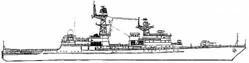 USSR Neutrashimyy (Frigate)