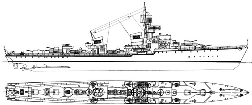 DKM Z51 1942 [Destroyer]