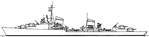 DKM Z-51 1945 [Destroyer]
