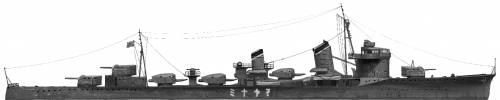 IJN Fubuki (Destroyer) (1929)