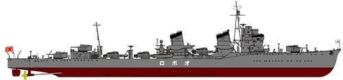 IJN Oboro (Destroyer)