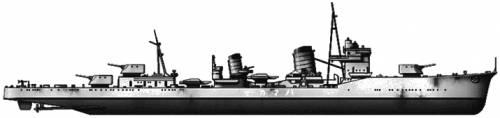 IJN Yugumo (Destroyer)