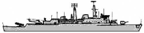 HMS Glamorgan (Destroyer)