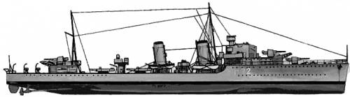 HMS Hanant (Destroyer) (1940)
