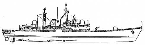 HMS Manchester (Destroyer) (1985)