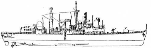 HMS Newcastle (Destroyer) (1985)