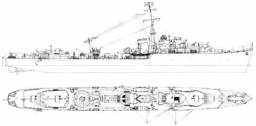 HMS Onslow (Destroyer) (1942)