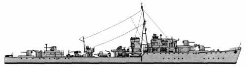 HMS Pakenham (Destroyer) (1943)