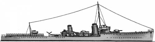 HMS Thracian (Destroyer) (1939)