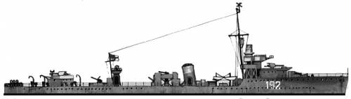 HMS Viscount (Destroyer) (1942)