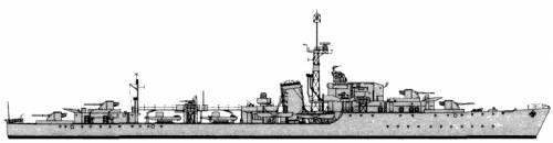HMS Zest (Destroyer) (1945)