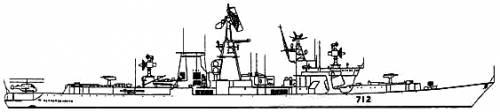 USSR Kara (Destroyer)