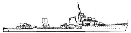 USSR Lovkiy [Destroyer]