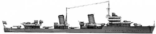 USSR Minsk (Destroyer) (1939)