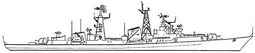 USSR Provornyy [Destroyer]