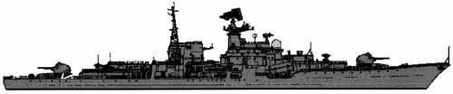 USSR Soveremenny (Destroyer)