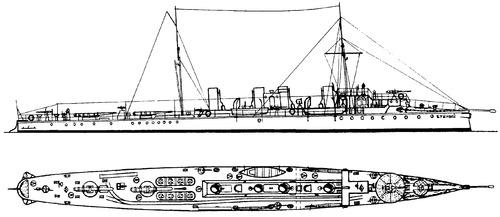 Bedovy 1902 (Destroyer)