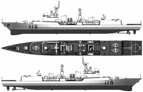 China Shenyang (Destroyer)