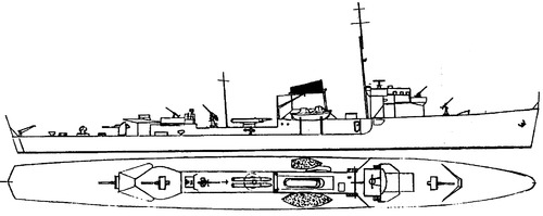 HNoMS Gyller 1938 (Destroyer)