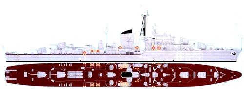 JRM Split [Destroyer]