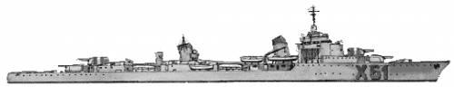MNF Mogador (Destroyer) (1939)